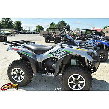 2019 Kawasaki Brute Force 750 for sale 200775573